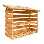 Log Storage With No Background