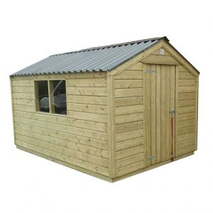Garden Shed with No Background
