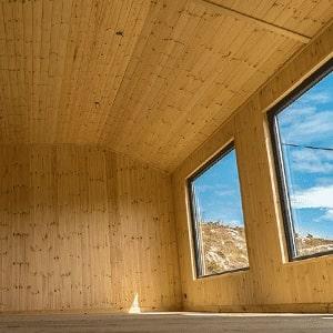 Internal Finish of Bespoke Custom Built Room