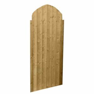 Side Gate Timber Garden Arch