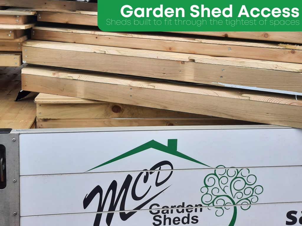 Shed Access